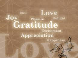 Gratitude_joy, love,appreciation